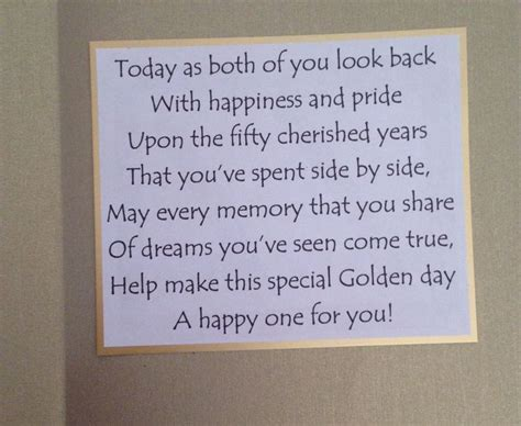 Golden Wedding Anniversary Quotes Pinterest. QuotesGram
