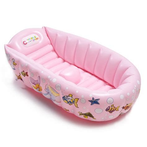 inflatable bathtub for baby inflatable baby font b tub b font soft inflatable baby