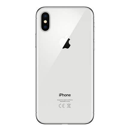 iphone x 256gb silver | pay monthly deals & contracts | ee