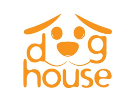 dog house logo dog house logo
