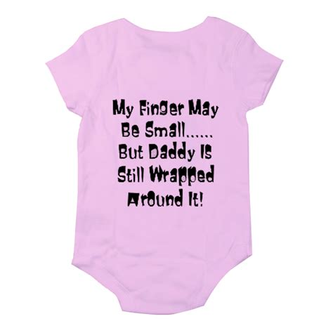 My Baby Grow 187 wrapped my finger baby grow vests