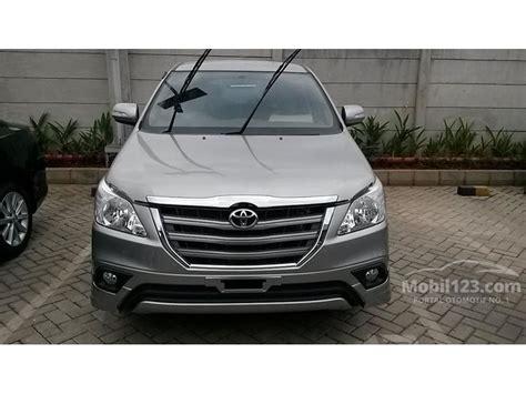 2015 Toyota Kijang Innova 2 5 jual mobil toyota kijang innova 2015 2 5 diesel na 2 5 di