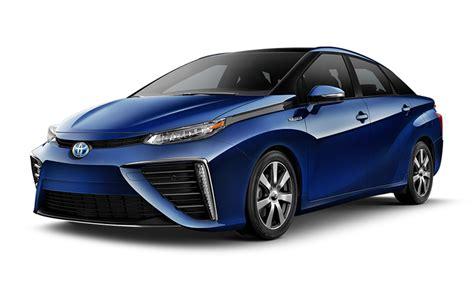 Toyota Mirai Price 2016 Toyota Mirai Price Specs Review