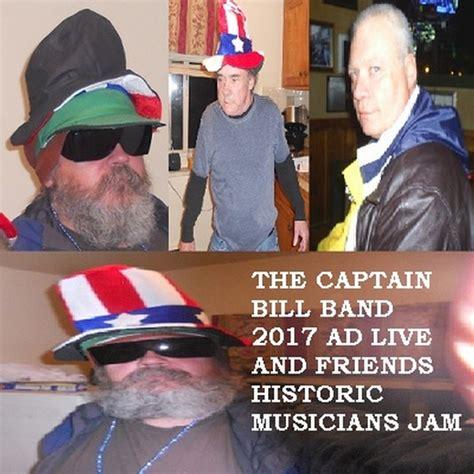 captain bill band   ad   captain bill