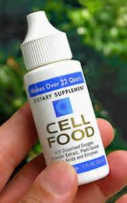 Cellfood Detox Process cell food steady flow of oxygen and hydrogen to cells