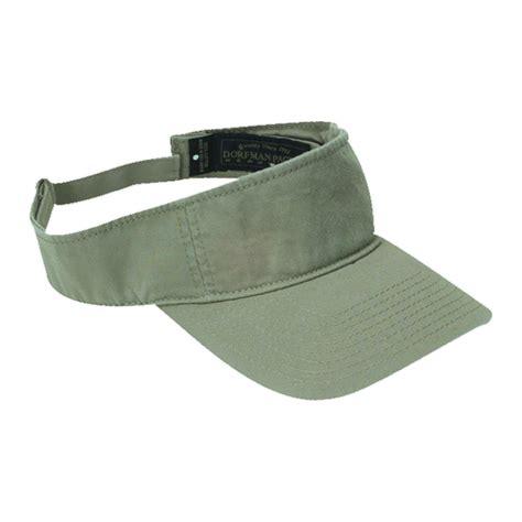 Sun Visor Hat basic sun visor hat by dorfman pacific specialty hats