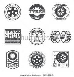 Car Tires Logos Tire Shop Logos Stock Images Royalty Free Images