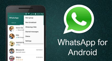 update for android whatsapp 2 16 166 update with fixes available for android neurogadget