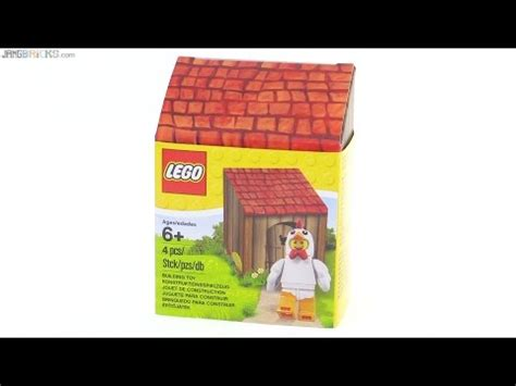 Lego 6142167 Iconic Easter Minifigure Chicken Suit lego 2016 iconic easter w chicken suit unboxed
