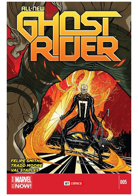 Kaos Ghost Rider 05 all new ghost rider 05 by drnaoto issuu