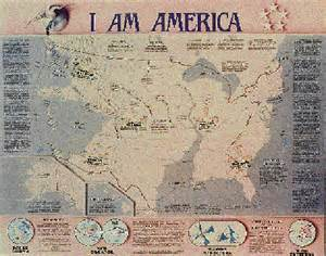 the future map of america conspiracy us navy map of future america