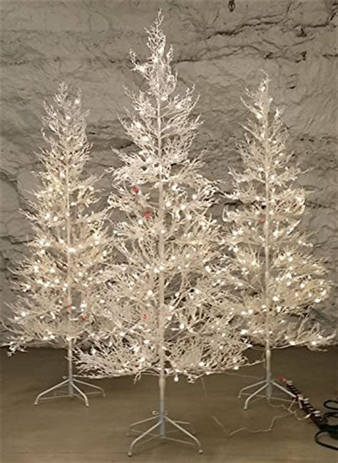 white twig christmas tree with lights roselawnlutheran