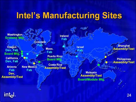Fab Site Hautelookcom by Intel 246 Ppnar Ny Fabrik P 229 Irland Nyhetskommentarer