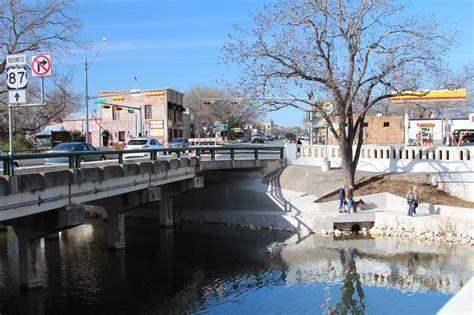 txdot boerne upgrading bridge at cibolo creek san