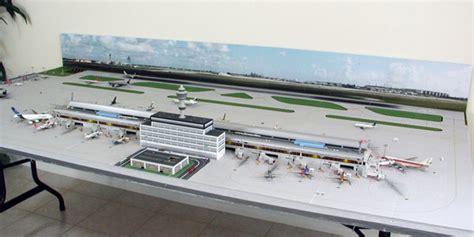 model airport terminal building  airport diorama designs