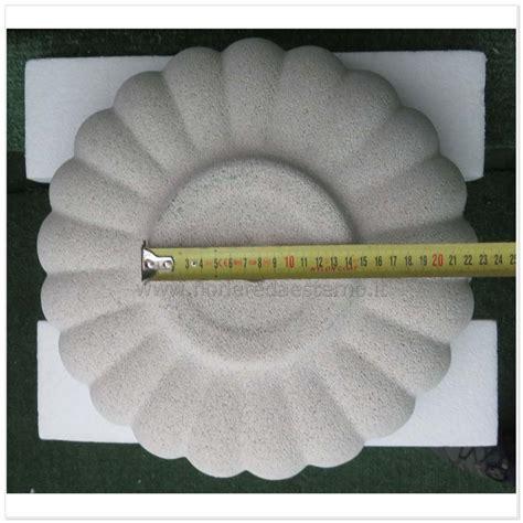 vasi per esterno in cemento vasi in cemento ciotole a margherita 0303412 poroso