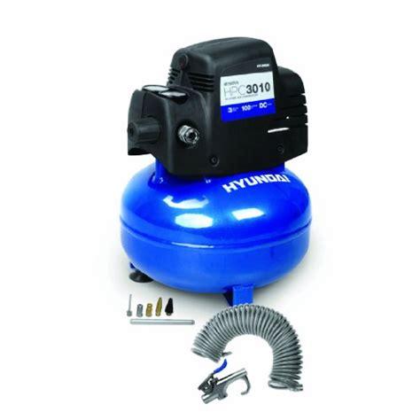 save 26 14 hyundai hpc3010 3 gallon air compressor kit