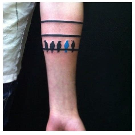 simple tattoo band so quite simple tattoo art thuglife pinterest arm