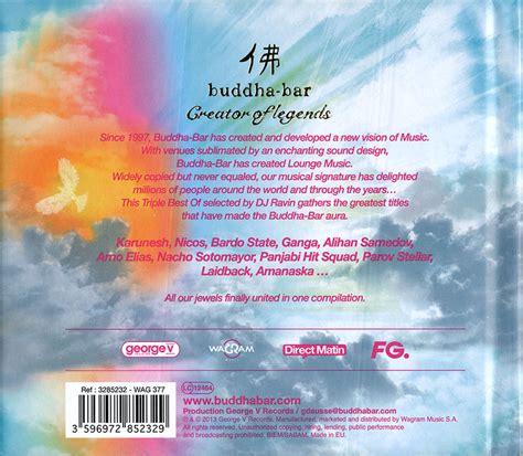 buddha bar best of va buddha bar best of by ravin 2013 3cd box set