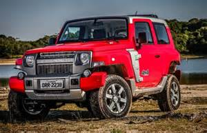 Ford South Ford S Troller T4 Is A South American Jeep Wrangler