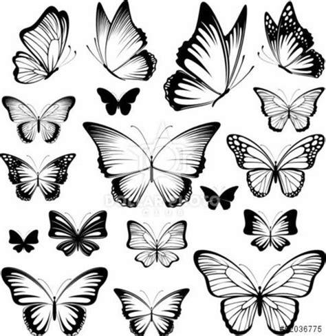 Tattoos Für Die Schulter by Schmetterling Vorlage 593 Malvorlage Vorlage
