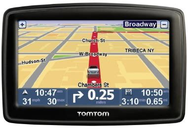 tomtom debuts gps devices with facebook, ipad and iphone