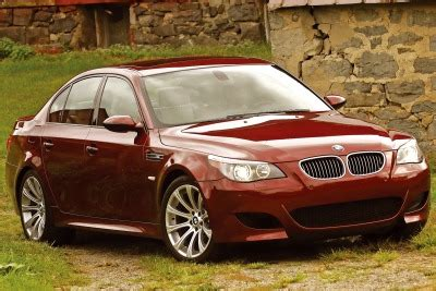old car manuals online 2008 bmw 5 series electronic valve timing 2008 bmw 5 series m5 sedan 5 0l v10 automated manual