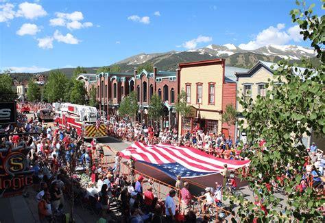 Breckenridge Colorado Vacation - july in breckenridge vacation guide breckenridge colorado