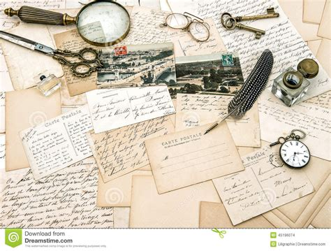 lettere francesi vecchie lettere e cartoline francesi scritte a mano crna