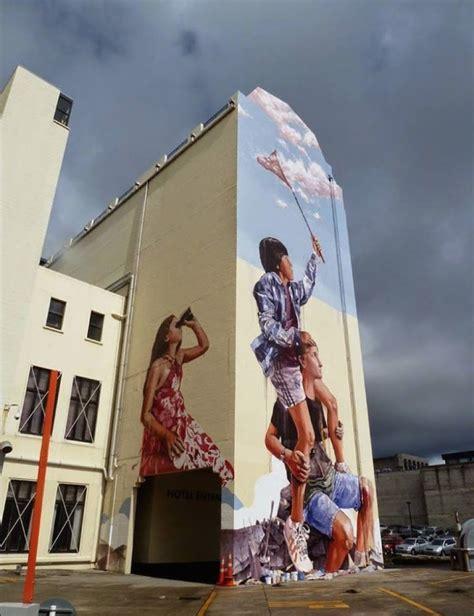 imagenes de grafitis impresionantes te ense 241 amos las fachadas de edificios mejor decoradas del