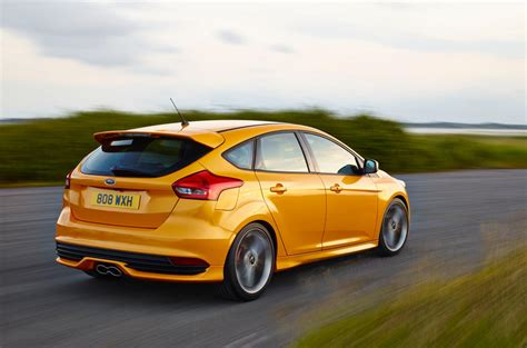 ford st focus specs ford focus st review 2018 autocar