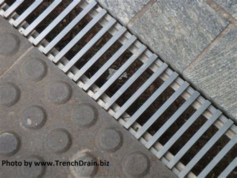 best 25 trench drain ideas on