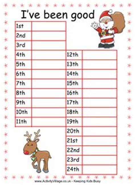 printable christmas elf reward chart 1000 images about reward charts for kids on pinterest