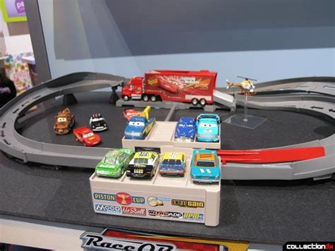 Cars Mattel nytf09 mattel cars story collectiondx
