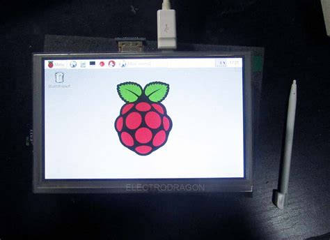 Lcd Raspberry Pi raspberry pi 5 hdmi lcd display w touch electrodragon