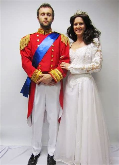 prince william and middleton costume creative costumes