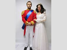 Prince William and Kate Middleton Costume -Creative Costumes Kate Middleton Wedding Party