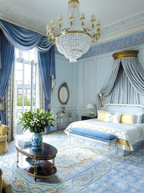 elegant blue bedroom sweet cool blues pinterest