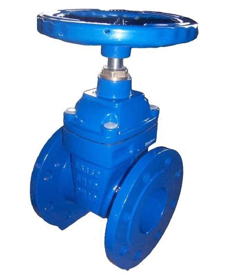 Gate Valve Risilent 6 Pn 16 pn16 dn500 resilient gate valve din f4 for potable water sea water