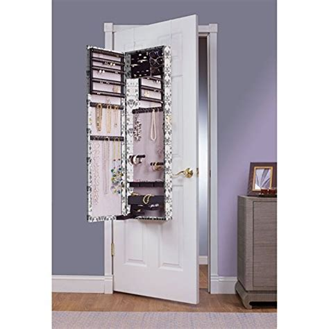Length Mirror Armoire by Astoria The Door Wall Mounted Length Mirror