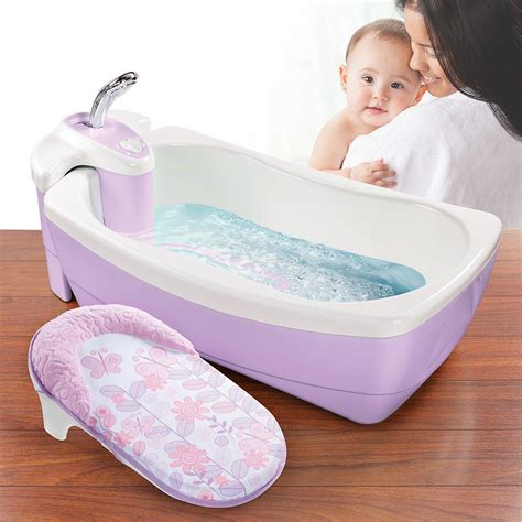 summer infant bathtub with shower summer infant lil luxuries whirlpool bubbling spa shower