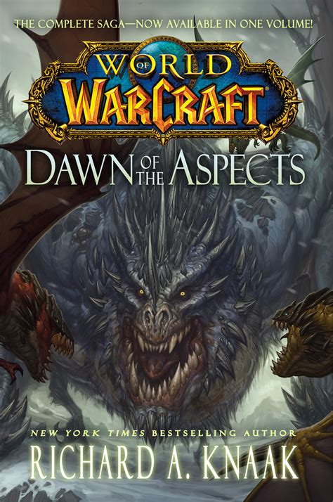world of warcraft dawn dawn of the aspects paperback coming november world of warcraft