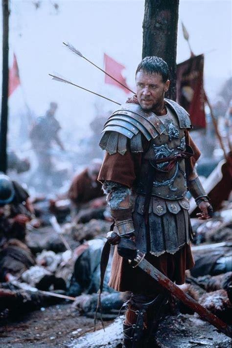 gladiator film name my name is maximus decimus meridius commander of the