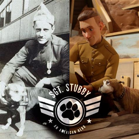 Is Sgt Stubby Real Roads To The Great War Coming In 2018 Sgt Stubby The