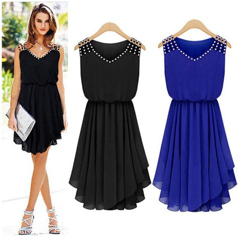 Mini Dress Office Dress Purple Import Korea 100 White Real Pict office chiffon dresses fashion dresses