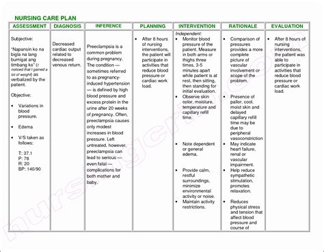 nursing care plan template word gallery of care plans in nursing homes homes floor plans