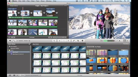 tutorial imovie indonesia imovie slideshow doovi