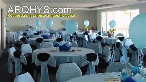 como decorar un salon para hombre 191 c 243 mo decorar un baby shower ideas colores regalos y