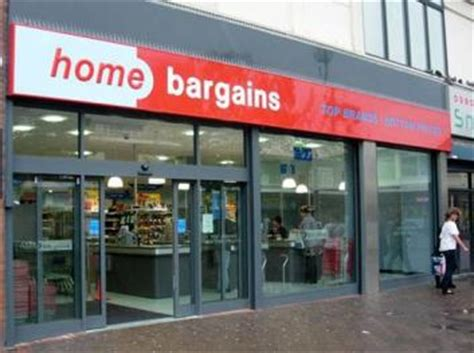 home bargains marion square netherton opening times