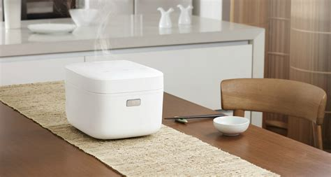 Rice Cooker Xiaomi smart rice cooker xiaomi enters the home appliances market